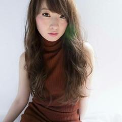 ミルクティー 大人かわいい 大人女子 フェミニン ヘアスタイルや髪型の写真・画像