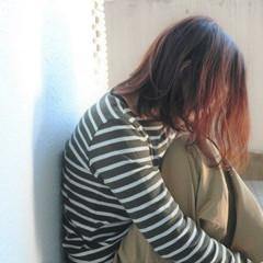 パーマ ナチュラル ロブ 大人かわいい ヘアスタイルや髪型の写真・画像