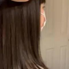 インナーカラー ゆるふわ グラデーションカラー 大人かわいい ヘアスタイルや髪型の写真・画像