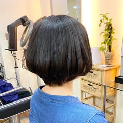 モテボブ ボブヘアー ショートボブ ボブ ヘアスタイルや髪型の写真・画像