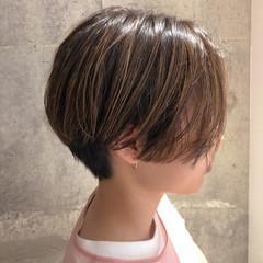 ショート モード ショートヘア 大人ショート ヘアスタイルや髪型の写真・画像