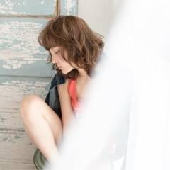 モテ髪 コンサバ ゆるふわ フェミニン ヘアスタイルや髪型の写真・画像