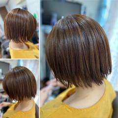 ショートヘア ショート 頭皮改善 ストリート ヘアスタイルや髪型の写真・画像