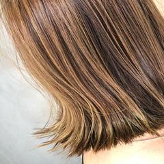 ショートボブ デート 外ハネ ボブ ヘアスタイルや髪型の写真・画像