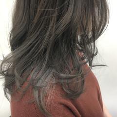 デート ナチュラル 外国人風カラー 透明感 ヘアスタイルや髪型の写真・画像