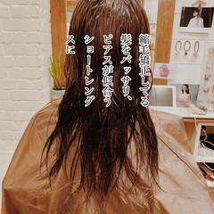 ミニボブ ショートヘア ショートボブ 大人女子 ヘアスタイルや髪型の写真・画像