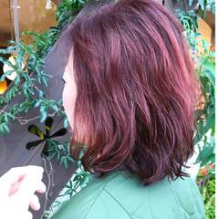 大人女子 ボブ モード くせ毛風 ヘアスタイルや髪型の写真・画像