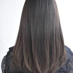 透明感 可愛い 美髪 ロング ヘアスタイルや髪型の写真・画像