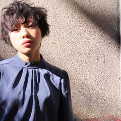 ベリーショート ナチュラル 小顔ショート ショートヘア ヘアスタイルや髪型の写真・画像