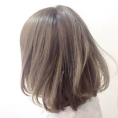 モード グラデーションカラー 秋 ヘアスタイルや髪型の写真・画像