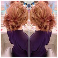 ロング ナチュラル 成人式 ヘアアレンジ ヘアスタイルや髪型の写真・画像