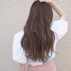 ロング デート 秋 モテ髪 ヘアスタイルや髪型の写真・画像
