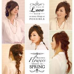 フェミニン モテ髪 愛され ロング ヘアスタイルや髪型の写真・画像