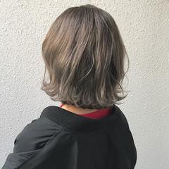 外国人風カラー 外国人風 ボブ ダブルカラー ヘアスタイルや髪型の写真・画像