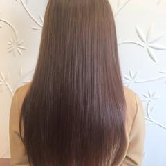 グラデーションカラー ブリーチなし ナチュラル ベージュ ヘアスタイルや髪型の写真・画像