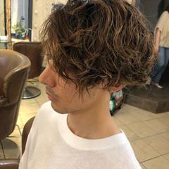メンズヘア メンズカット メンズショート ストリート ヘアスタイルや髪型の写真・画像