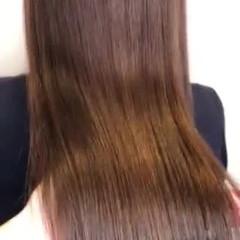 ロング トリートメント エレガント 艶髪 ヘアスタイルや髪型の写真・画像