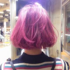 モード ガーリー ウェーブ ストレート ヘアスタイルや髪型の写真・画像