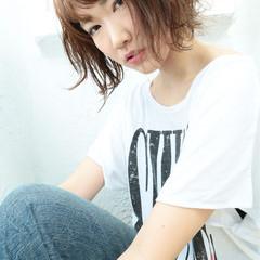 大人かわいい 外国人風 黒髪 パーマ ヘアスタイルや髪型の写真・画像