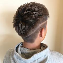モテ髪 ストリート ボーイッシュ 夏 ヘアスタイルや髪型の写真・画像