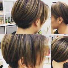 モード メンズ グラデーションカラー こなれ感 ヘアスタイルや髪型の写真・画像