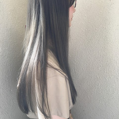 ロング ナチュラル 外国人風カラー 女子会 ヘアスタイルや髪型の写真・画像