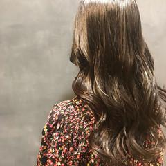 韓国ヘア フェミニン 暗髪女子 オルチャン ヘアスタイルや髪型の写真・画像