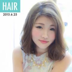 ストリート パンク 春 ボブ ヘアスタイルや髪型の写真・画像
