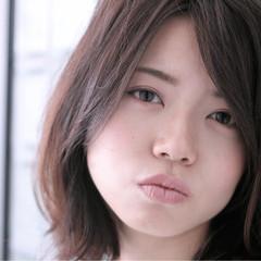 リラックス 女子会 簡単ヘアアレンジ ウェーブ ヘアスタイルや髪型の写真・画像