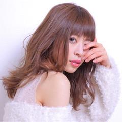 色気 愛され かわいい フェミニン ヘアスタイルや髪型の写真・画像