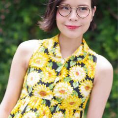 大人女子 リップライン デート 涼しげ ヘアスタイルや髪型の写真・画像