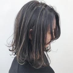 ハイライト ボブ コンサバ 大人かわいい ヘアスタイルや髪型の写真・画像