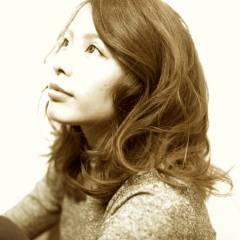 モテ髪 コンサバ ナチュラル セミロング ヘアスタイルや髪型の写真・画像