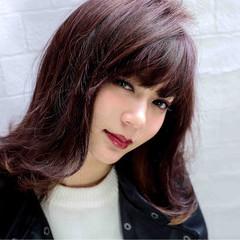 ナチュラル ストリート モード 暗髪 ヘアスタイルや髪型の写真・画像