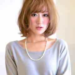 フェミニン ストリート 大人かわいい ナチュラル ヘアスタイルや髪型の写真・画像