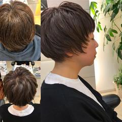 簡単ヘアアレンジ ボブ デート 成人式 ヘアスタイルや髪型の写真・画像