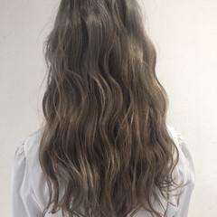 簡単ヘアアレンジ ロング デート ガーリー ヘアスタイルや髪型の写真・画像
