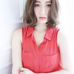 色気 上品 ロブ 大人女子 ヘアスタイルや髪型の写真・画像