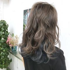 外国人風カラー ストリート ミディアム 外国人風 ヘアスタイルや髪型の写真・画像