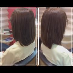 大人ヘアスタイル 社会人の味方 艶髪 髪質改善トリートメント ヘアスタイルや髪型の写真・画像