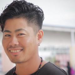 外国人風 ショート メンズ ストリート ヘアスタイルや髪型の写真・画像