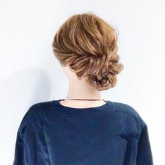 ヘアアレンジ デート ロング 結婚式 ヘアスタイルや髪型の写真・画像
