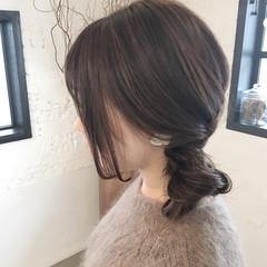 外国人風 大人かわいい ショート ロング ヘアスタイルや髪型の写真・画像