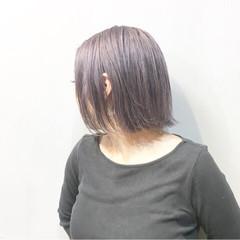 ピンクラベンダー ラベンダーピンク ラベンダー ラベンダーアッシュ ヘアスタイルや髪型の写真・画像