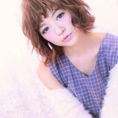 フェミニン モテ髪 大人かわいい 愛され ヘアスタイルや髪型の写真・画像