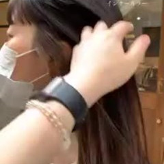 ロング グラデーションカラー 大人かわいい ゆるふわ ヘアスタイルや髪型の写真・画像