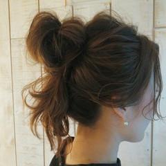 ショート 外国人風 セミロング 夏 ヘアスタイルや髪型の写真・画像