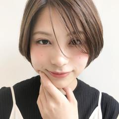 ショートボブ コンサバ ショートヘア 大人女子 ヘアスタイルや髪型の写真・画像