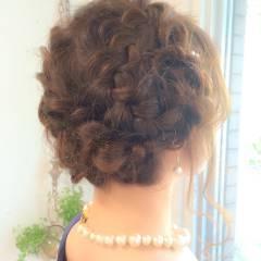ヘアアレンジ 愛され ロング コンサバ ヘアスタイルや髪型の写真・画像
