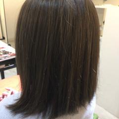 ガーリー ハイライト グレージュ 外国人風カラー ヘアスタイルや髪型の写真・画像